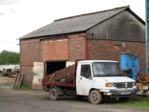 The Blacksmith Building